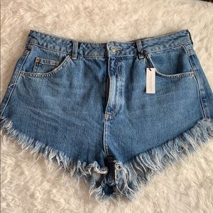 Top Shop | Women's Cutoff Shorts | Size 12